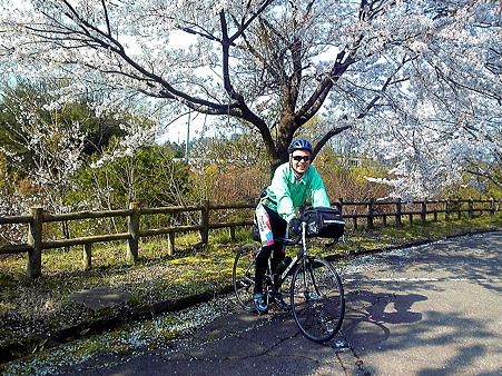 2010.04富山県小矢部市までサイクリング