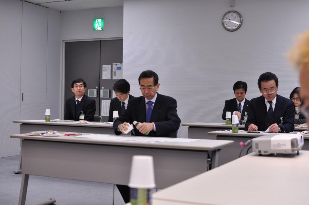 福井県西川知事