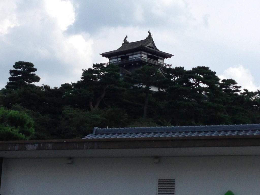 重要文化財の丸岡城