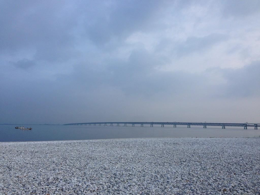 関西空港にかかる橋