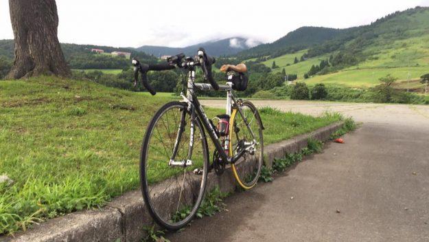 六呂師高原(福井県大野市)へサイクリング